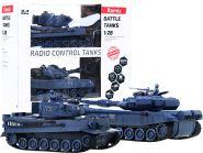 Танковый бой 1/28 (Т-90 и Тигр 103)